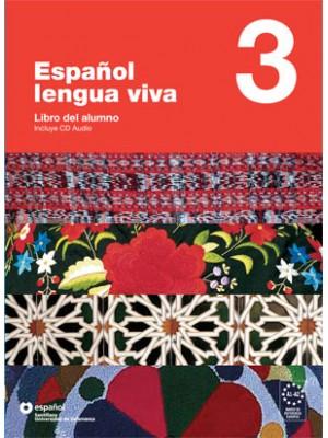 Espanol Lengua Viva - 3 Libro+CD