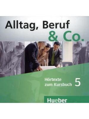 Alltag, Beruf & Co. - 5 CD