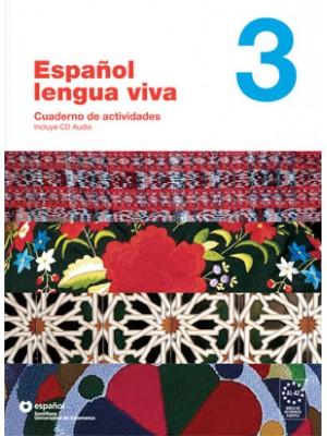 Espanol Lengua Viva - 3 Cuaderno+CD