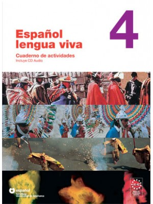 Espanol Lengua Viva - 4 Cuaderno+CD