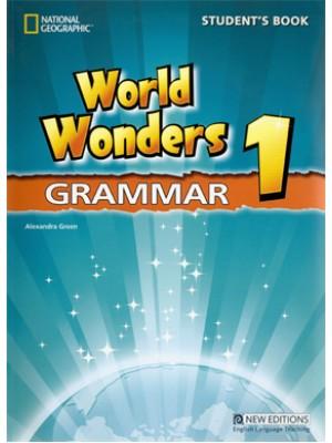 World Wonders - 1 Grammar