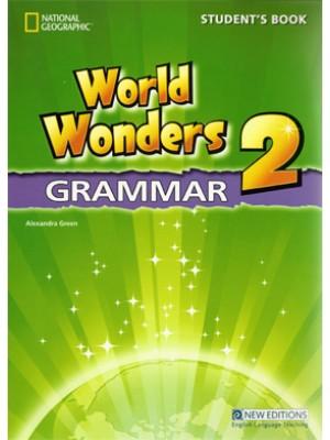 World Wonders - 2 Grammar