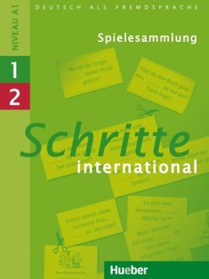 Schritte International Spielesammlung 1+2