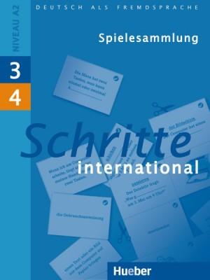 Schritte International Spielesammlung 3+4