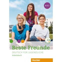Beste Freunde A2/1 AB+CD