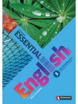 Essential English 3 - Pre-Intermediate SB+CD-Rom