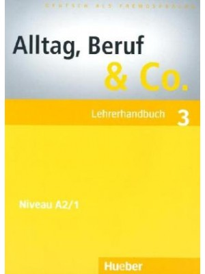 Alltag, Beruf & Co. - 3 LHB