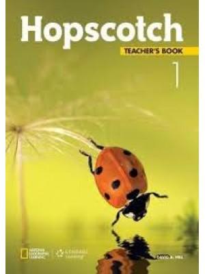 Hopscotch 1 Teacher's Book+CD's+DVD