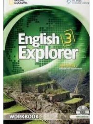 English Explorer - 3 WB