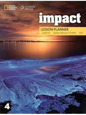 Impact -  4 LP+DVD+MP3+CD ROM