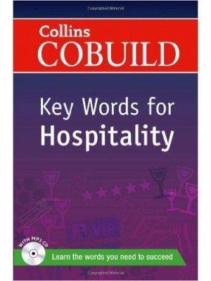 Key Words for Hospitality