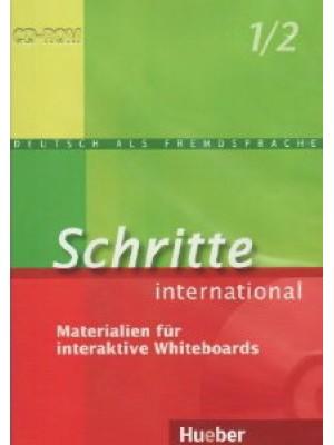 Schritte International - 1+2 Whiteboardmaterial