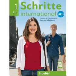 Schritte International  NEU 1 KB+AB+CD