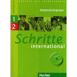 Schritte International - 1+2 Intensivtrainer+CD