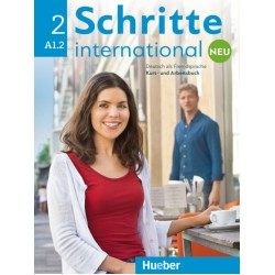 Schritte International  NEU 2 KB+AB+CD