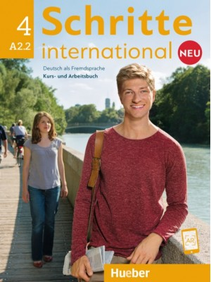Schritte International  NEU 4 KB+AB+CD