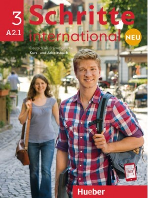 Schritte International  NEU 3 KB+AB+CD