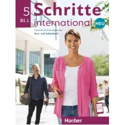 Schritte International  NEU 5 KB+AB+CD