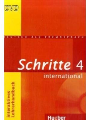 Schritte International - 4 Interaktives LHB DVD
