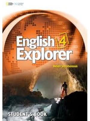 English Explorer - 4 SB+CD