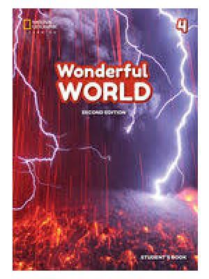 Wonderful World 4 SB - 2 ed