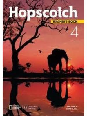 Hopscotch 4 Teacher's Book+CD's+DVD
