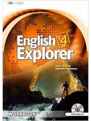English Explorer - 4 WB