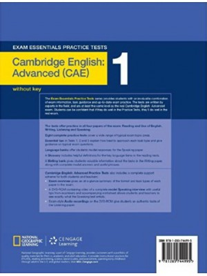 Cambridge English Advanced (CAE) 1