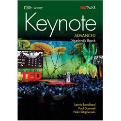 Keynote Advanced SB + Class DVD-Rom