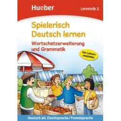 Spielerisch Deutsch lernen – Wortschatzerweiterung und Grammatik – Lernstufe 2