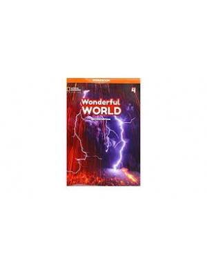 Wonderful World 4 WB - 2 ed