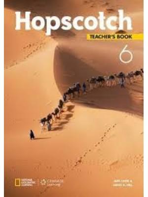 Hopscotch 6 Teacher's Book+CD's+DVD