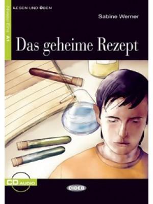 Das geheime Rezept, Sabine Werner