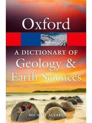 Dictionary of Geology and Earth Sciences