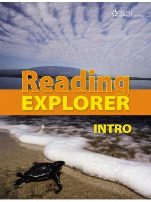 Reading Explorer Intro