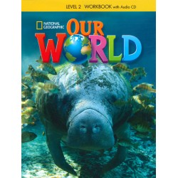 Our World 2 WB + Audio CD