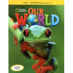 Our World 1 WB + Audio CD