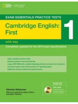 Cambridge First Practice Tests 1