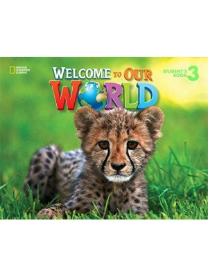 Welcome to Our World 3 SB
