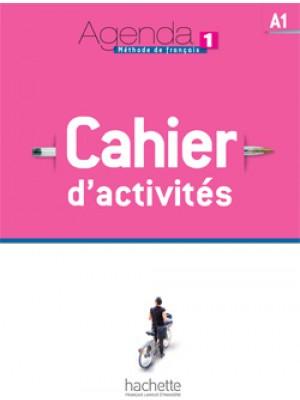 Agenda - 1 Cahier d'activités + CD audio