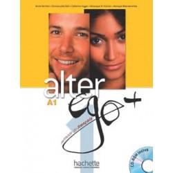 Alter Ego Plus - 1 Livre de l'élève + CD-Rom