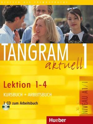 Tangram Aktuell - 1 (1-4) KB+AB+CD