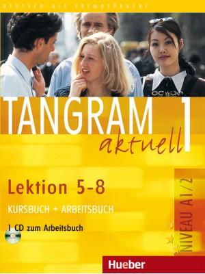 Tangram Aktuell - 1 (5-8) KB+AB+CD