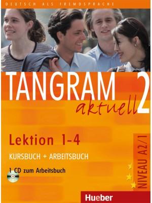 Tangram Aktuell - 2 (1-4) KB+AB+CD
