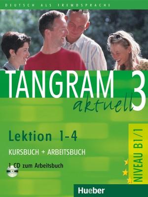 Tangram Aktuell - 3 (1-4) KB+AB+CD