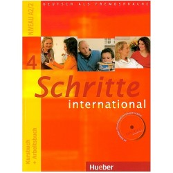 Schritte International - 4 KB+AB+CD