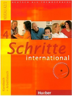 Schritte International - 4 KB+AB+CD
