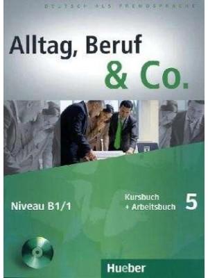 Alltag, Beruf & Co. - 5 KB + AB
