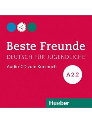 Beste Freunde A2/2 CD
