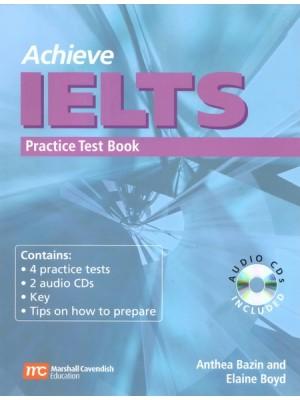 Achieve IELTS - Practice Test Book+CDs